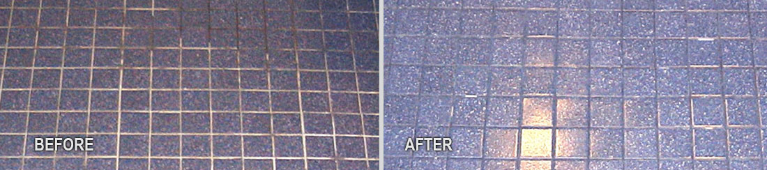 tile and grout renovation
